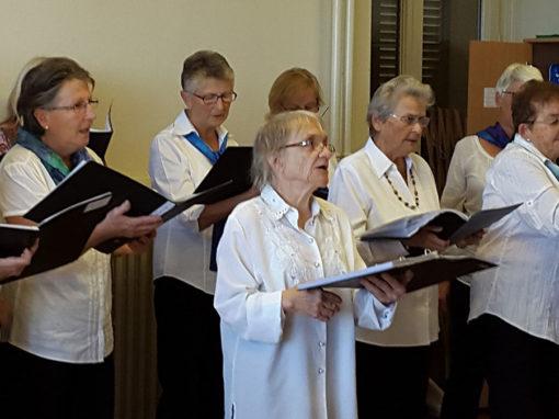 Chorale des dames paysannes