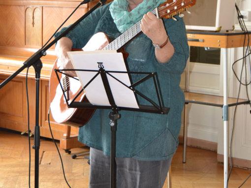 Monique Nansoz (Chanteuse)